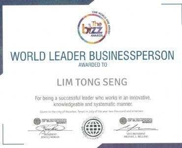 World Leader Businessperson1